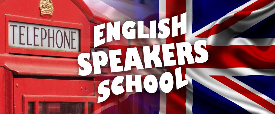 english speakers school