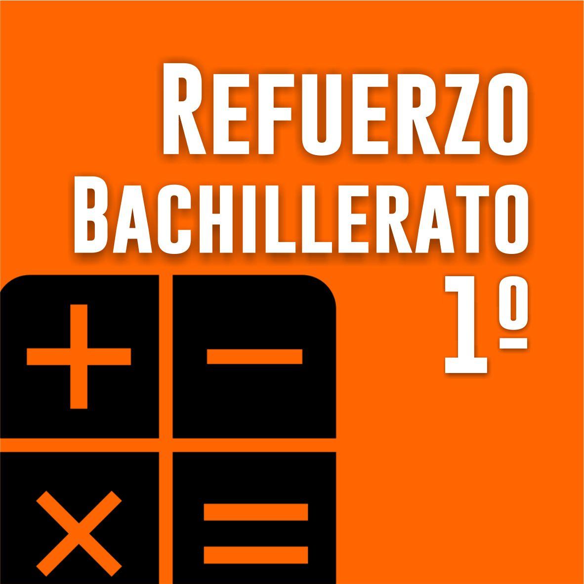 refuerzo 1bachillerato