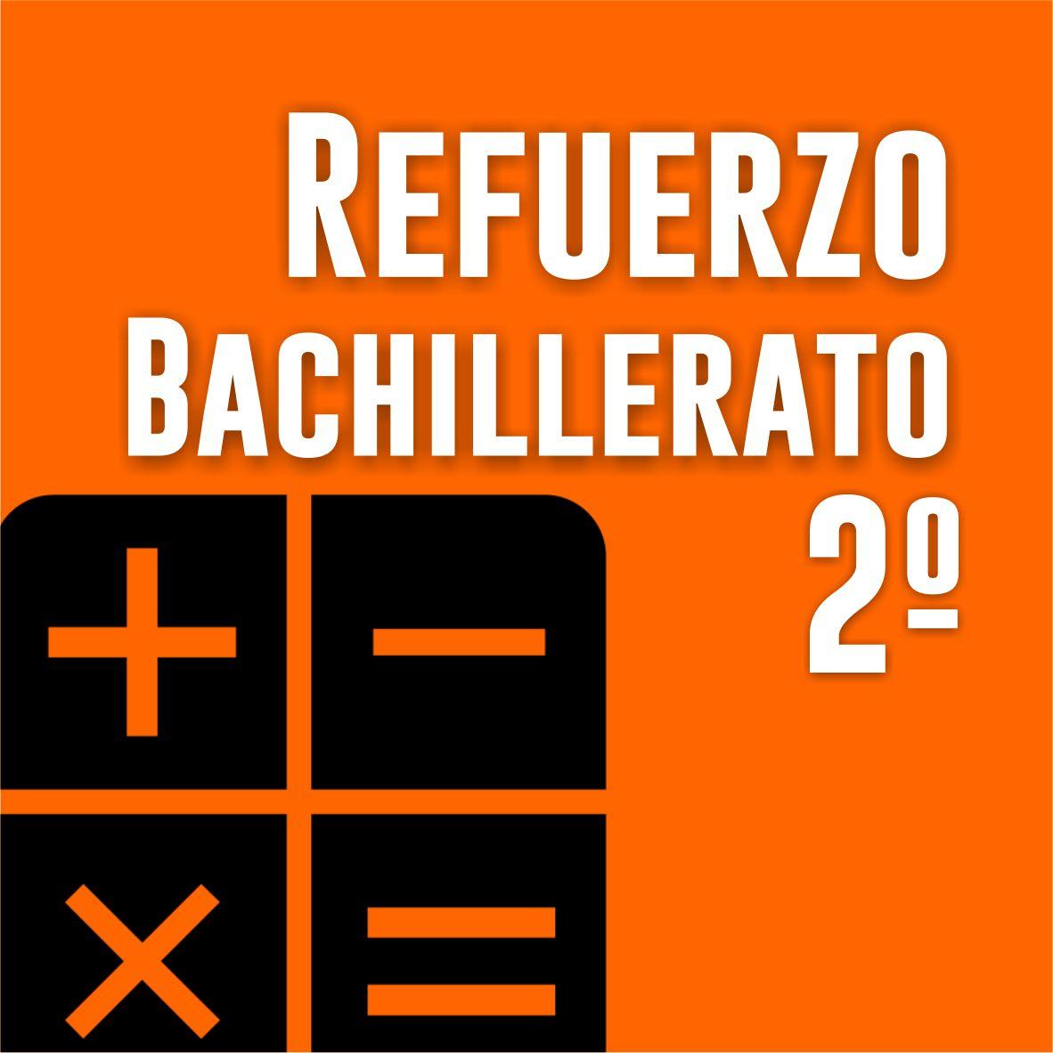 refuerzo 2bachillerato